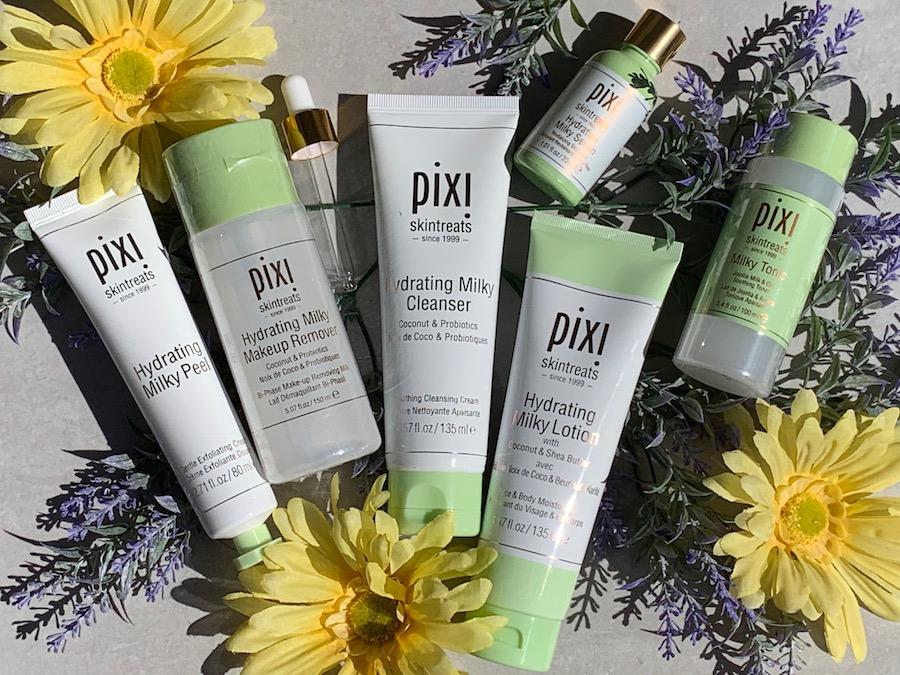 Vegan Beauty, Pixi Beauty, Pixi SkinTreats Milky Collection, Pixi SkinTreats