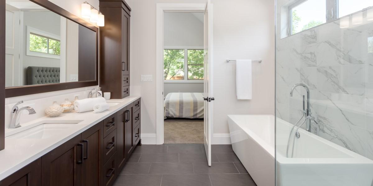 benefits of large format porcelain tile