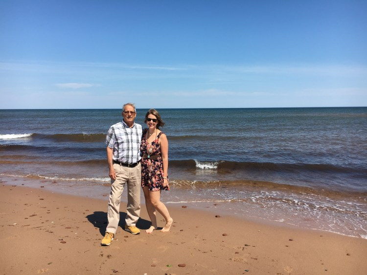 Cavendish Beach Fathers Day