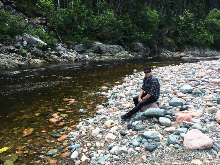 Big Salmon River Boyfriend - Fundy Trail Parkway