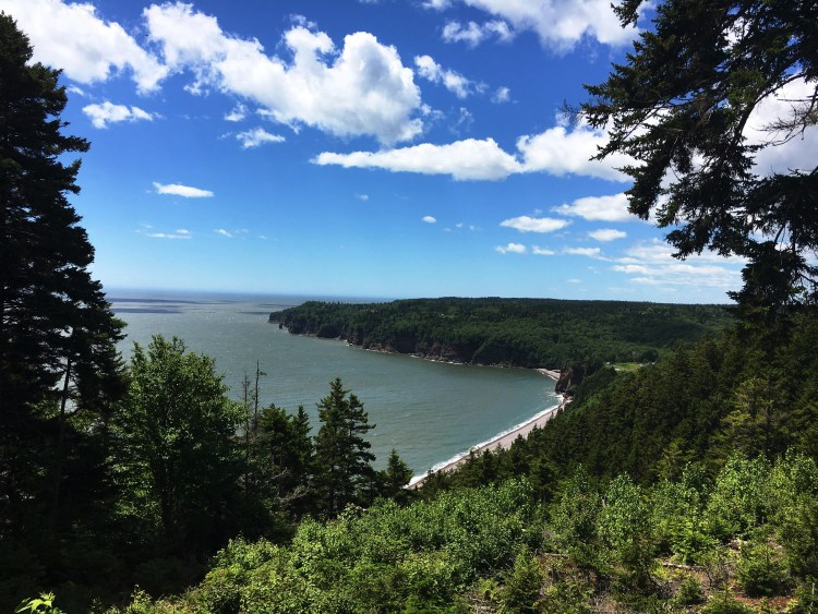 Black Point Lookout 3 - Fundy Trail Parkway