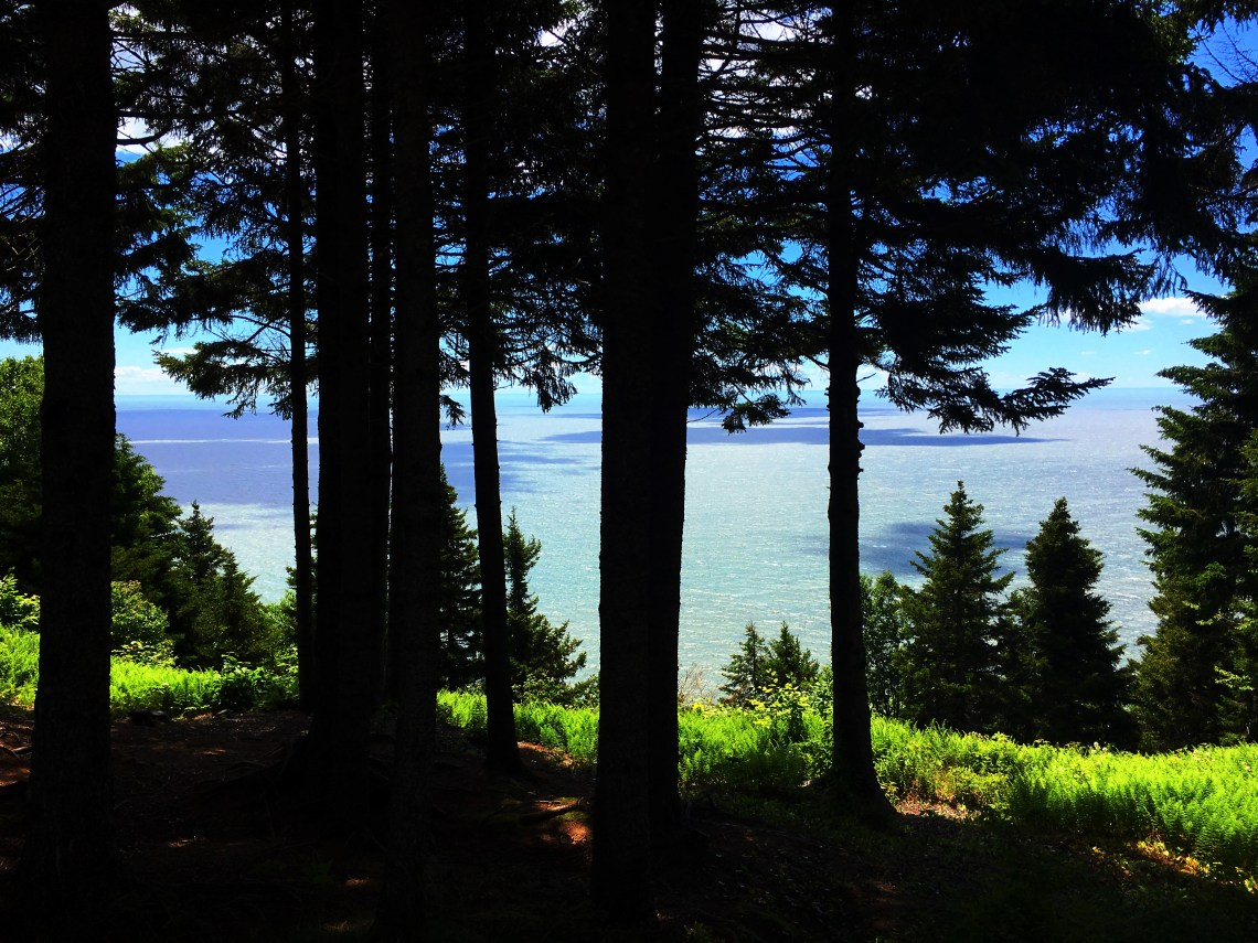Black Point Lookout - Fundy Trail Parkway