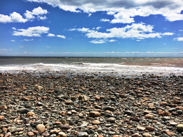Long Beach Clouds - Fundy Trail Parkway