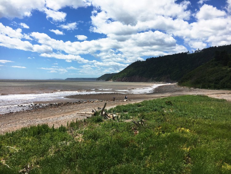 Long Beach - Fundy Trail Parkway