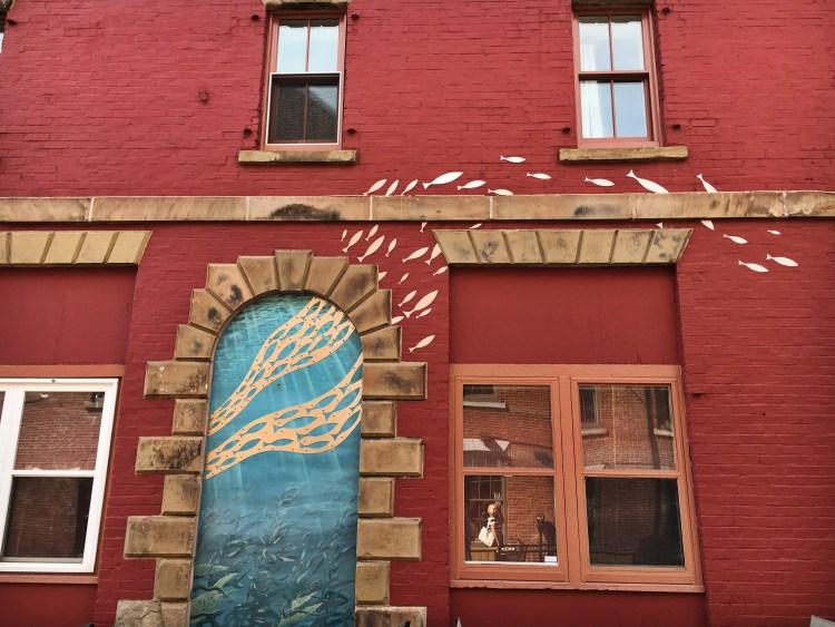 Mural Charlottetown