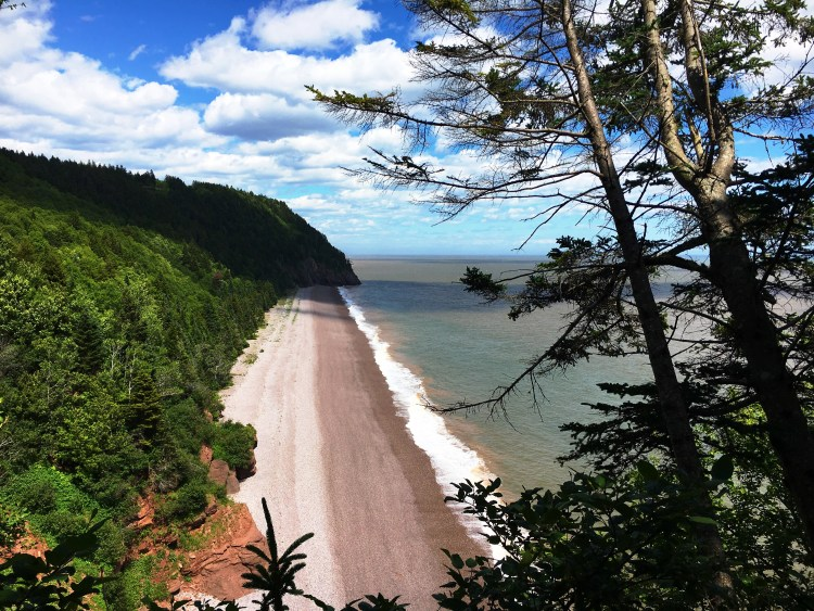 Pangburn Beach 3 - Fundy Trail Parkway