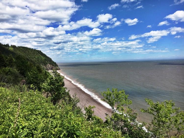 Pangburn Beach 5 - Fundy Trail Parkway