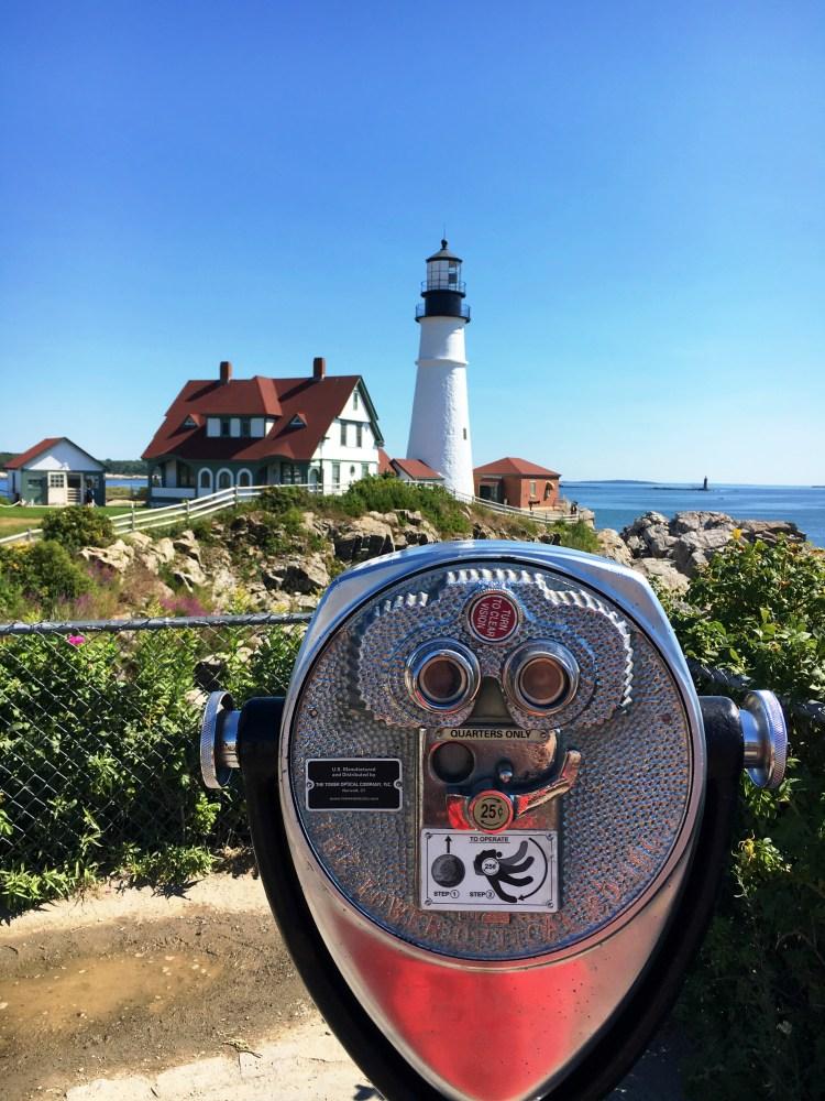 Portland Head Lighthouse - East Coast Mermaid 2