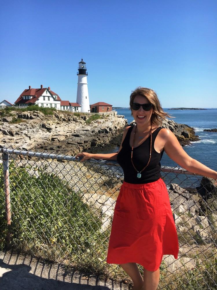 Portland Head Lighthouse - East Coast Mermaid 6