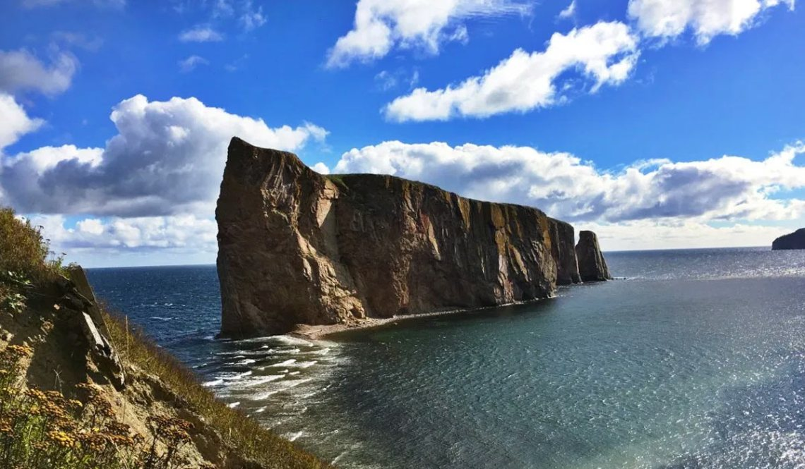 East Coast Wanderfolk Series: Percé Rock