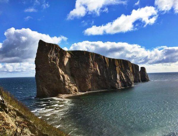 East Coast Wanderfolk Series: Percé Rock