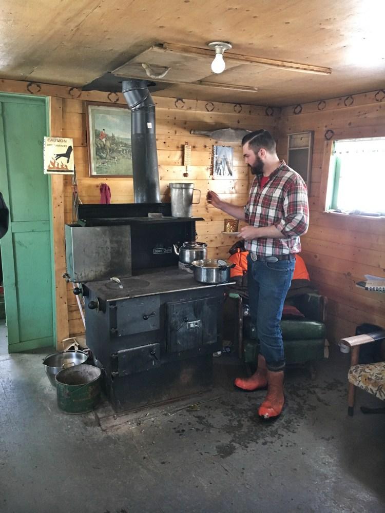 Maple Sugar Camp Moncton New Brunswick