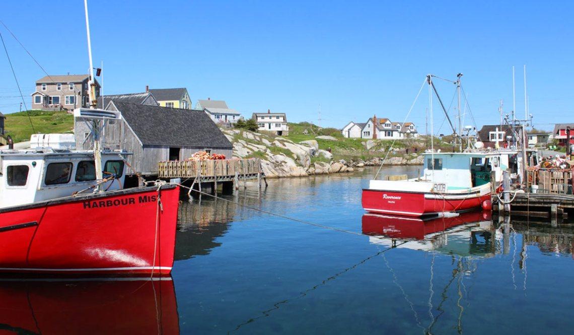 Plan your road trip to Peggy's Cove, Nova Scotia
