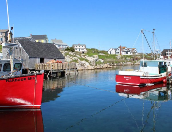Plan your road trip to Peggy's Cove, Nova Scotia