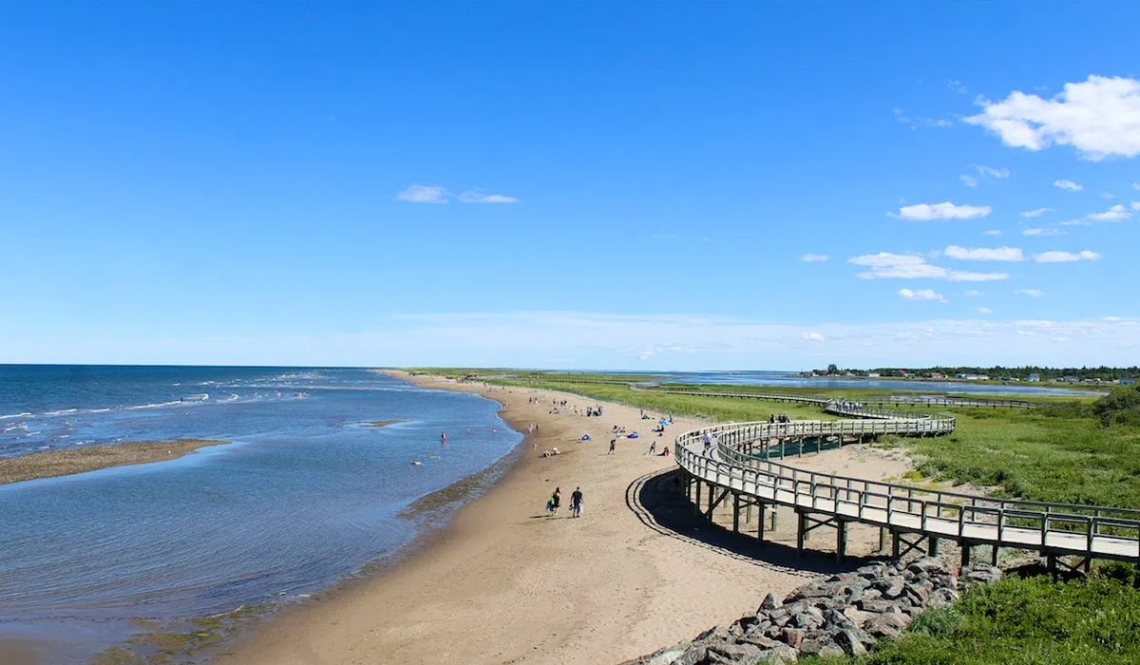 Tips for exploring the best of the Bouctouche Dune, New Brunswick