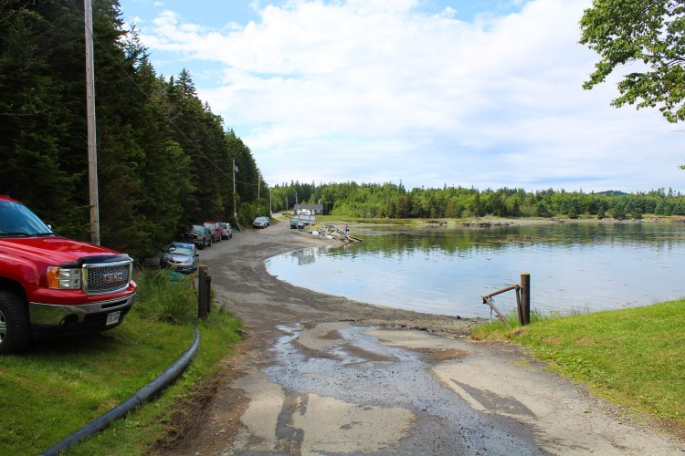 Deer Island - Ferry Dock