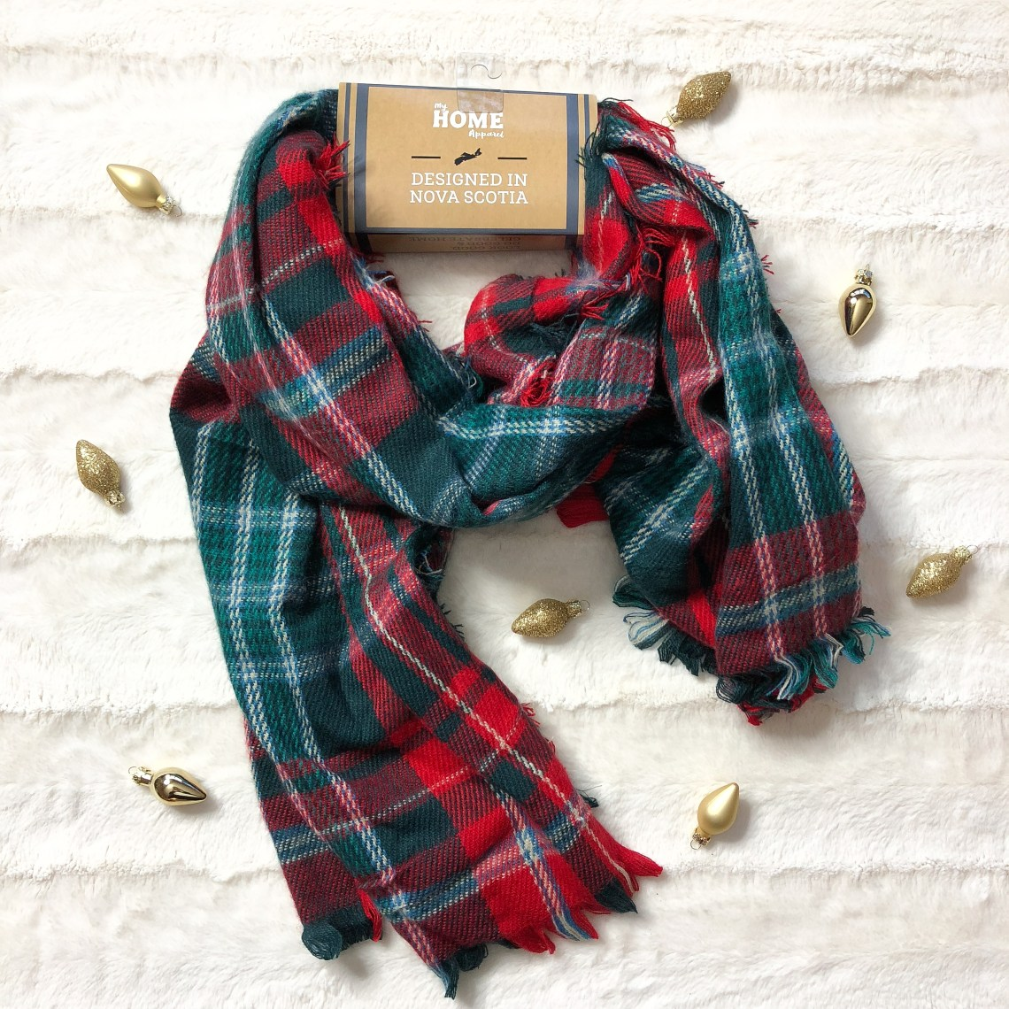 Holiday Gift Guide - My HOME Apparel Scarf
