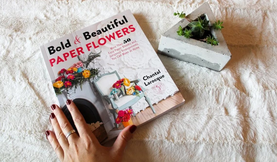 East Coast mermaid on Paper Flowers Book Launch