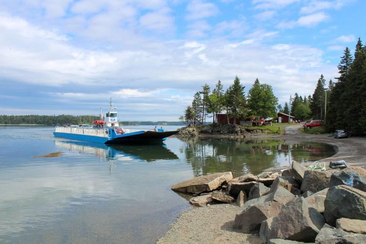 Deer Island - Ferry Dock 2