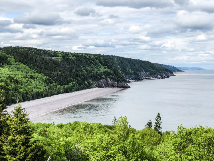 Fundy Trail Parkway - Views