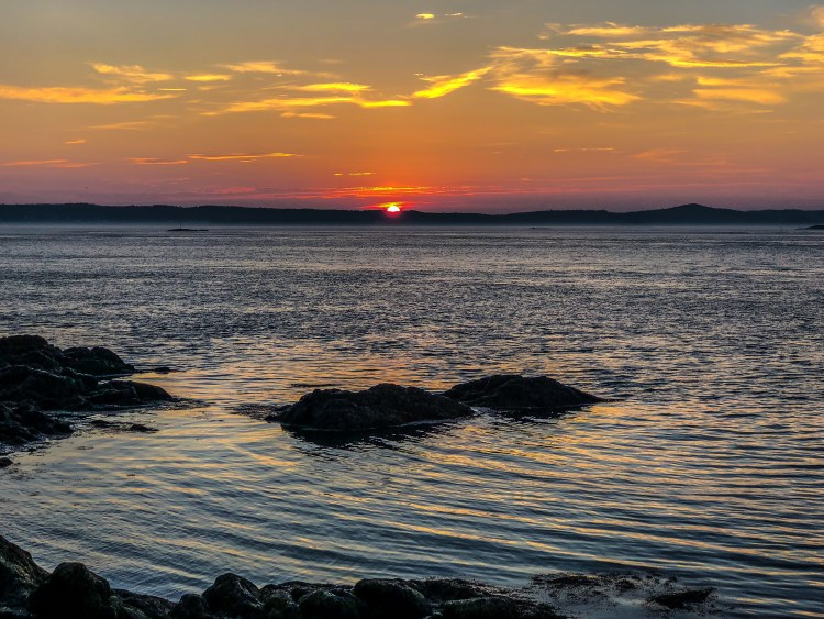 Head Harbour Sunset 3