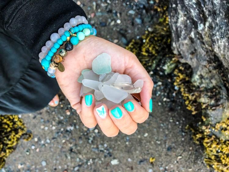Pollock Cove Sea Glass Campobello