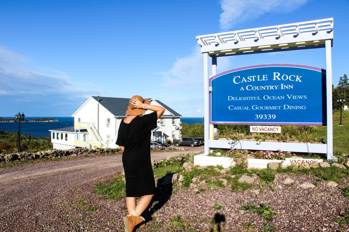 Cabot Trail - Castle Rock Inn