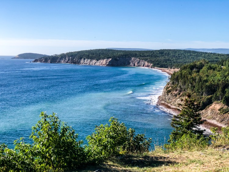 Cabot Trail - Roadside_