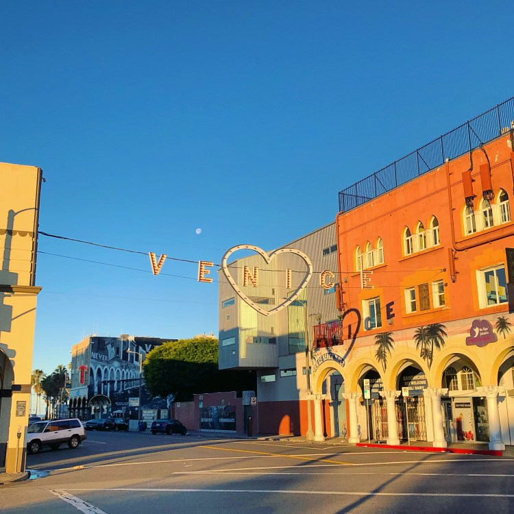 Venice Beach, California - East Coast Mermaid