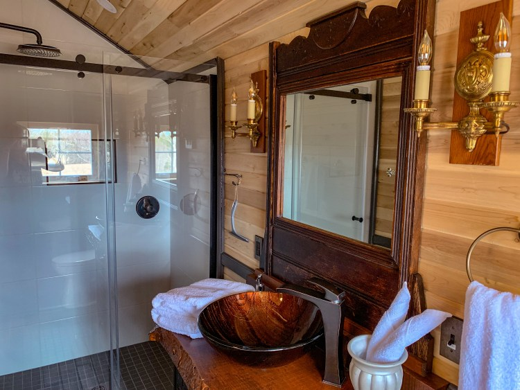 Old Church Cottages - Master Bathroom
