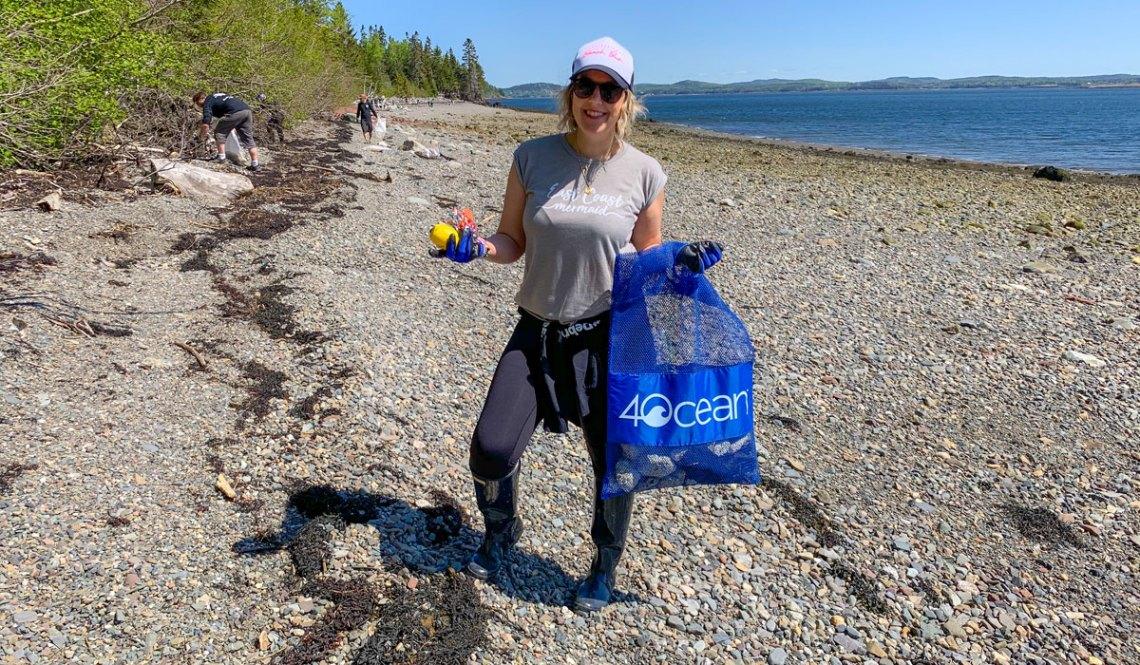 World Ocean Day Clean Up East Coast Mermaid