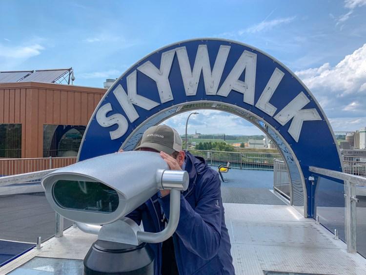 Saint John Reversing Falls Skywalk - East Coast Memraid 1