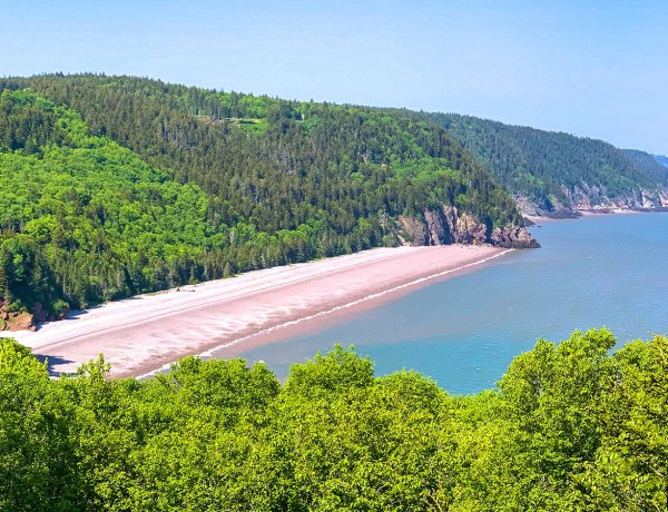 NB Staycation Series: St. Martins Sea Caves & Fundy Trail Parkway