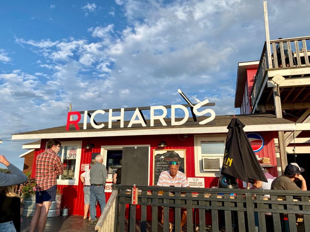 Richard's Fresh Seafood in PEI