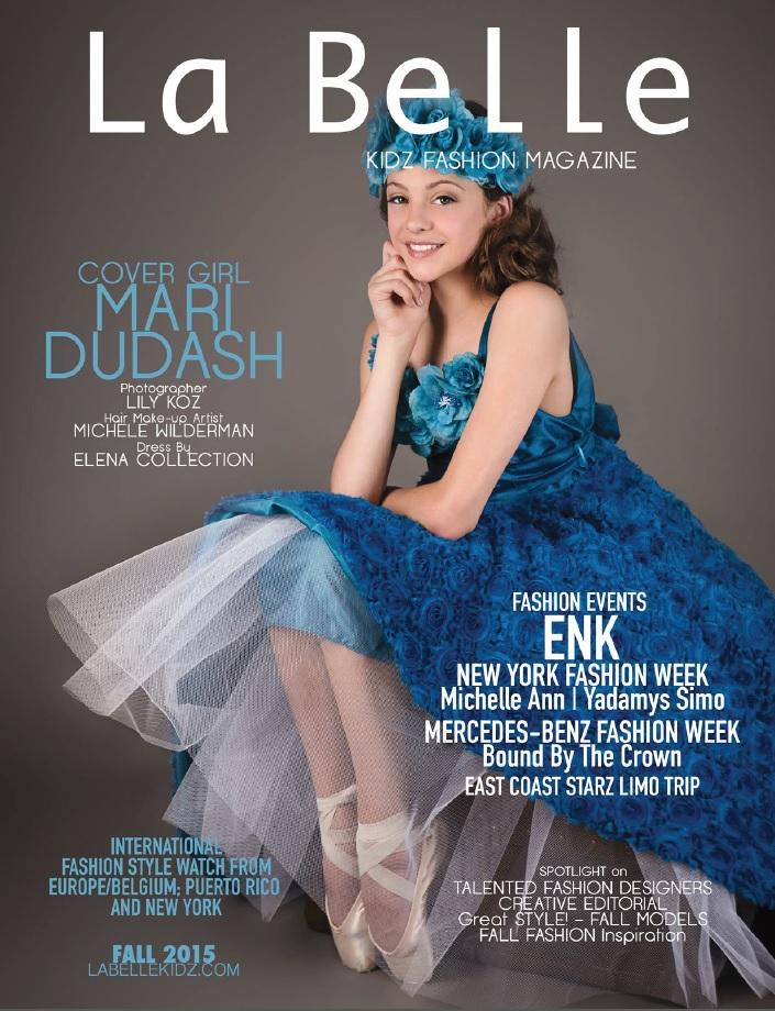 La Belle Magazine is the Official Magazine for East Coast Starz