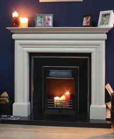 Deacon Fireplace