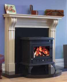 Dublin Corbel Fireplace