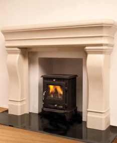 Hemmingway Fireplace