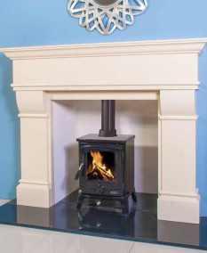 Valentino Fireplace