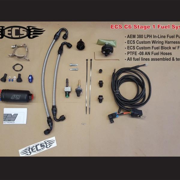 ECS Fuel System Kits