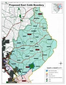 East Cobb cityhood legislation