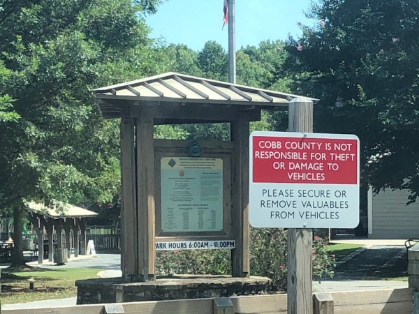 Cobb County Warrants
