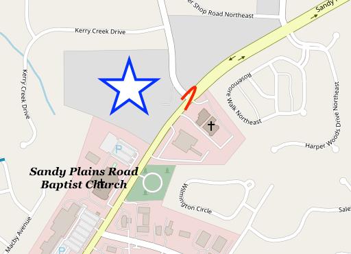 Sandy Plains U-turn proposal