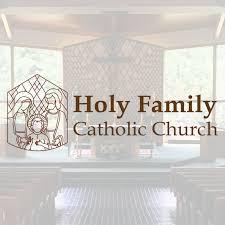 Holy Family Catholic Ash Wednesday