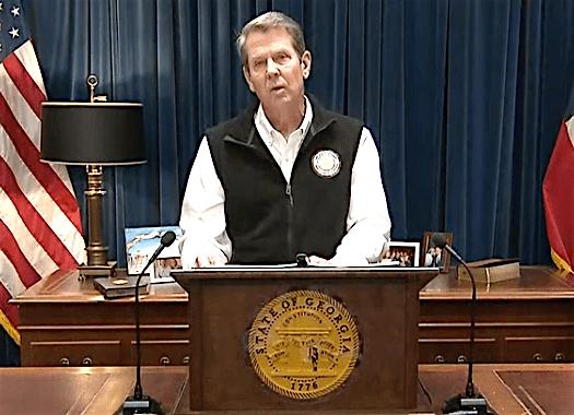 Kemp executive order