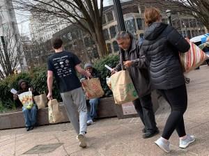 Walton student homeless non-profit