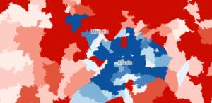 East Cobb presidential voters