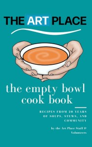 Empty Bowl Cook Book flyer