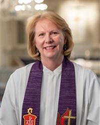 Bishop Sue Haupert-Johnson, North Georgia Conference UMC
