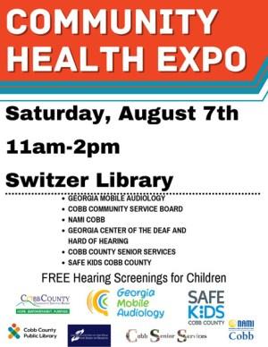 Cobb Community Health Expo